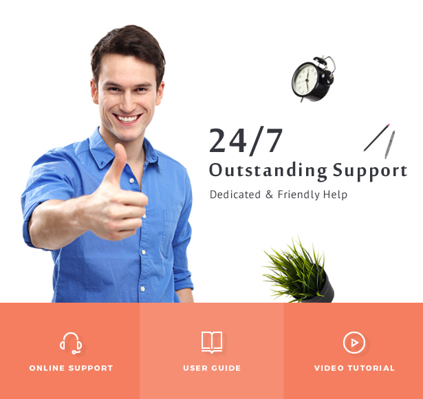 Juster - Multi-Purpose WordPress Theme - 2