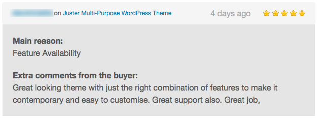 Juster - Multi-Purpose WordPress Theme